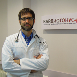 Doc dr sci med Петар Дабић кардиолог