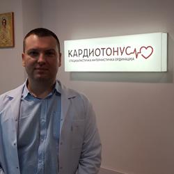 Асистент Dr sci med Михаило Стјепановић
